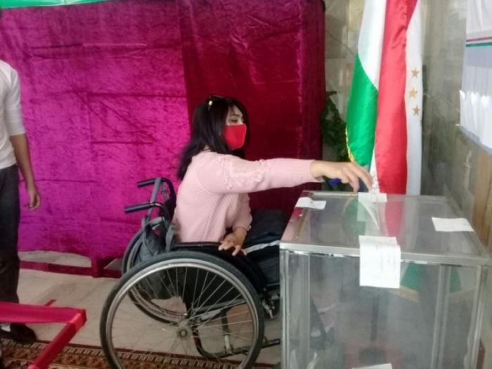 Tacikistanda prezident seçkiləri başa çatıb