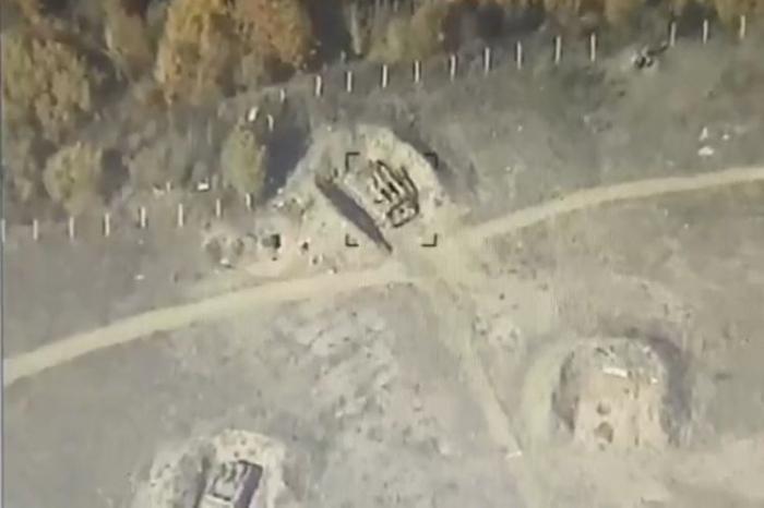 Ermənistanın ballistik raket kompleksi sıradan çıxarıldı