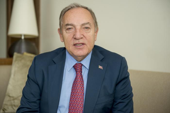 Ex-Turkish envoy: Armenian leadership rules country with terrorist methods