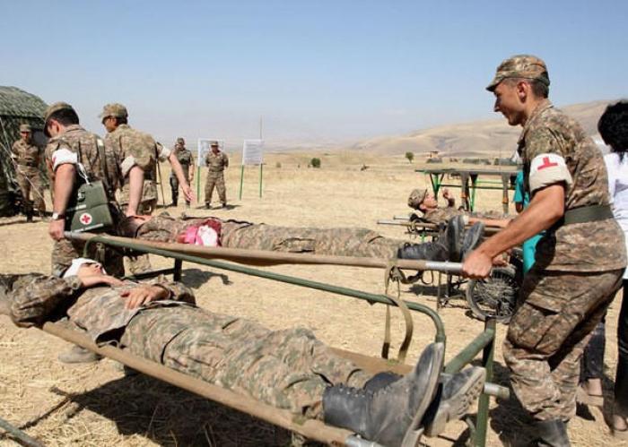Armenia updates  list  of servicemen killed in Karabakh