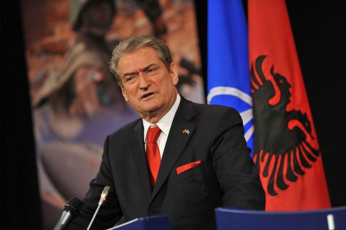 Albaniyanın sabiq Prezidentindən Azərbaycana dəstək