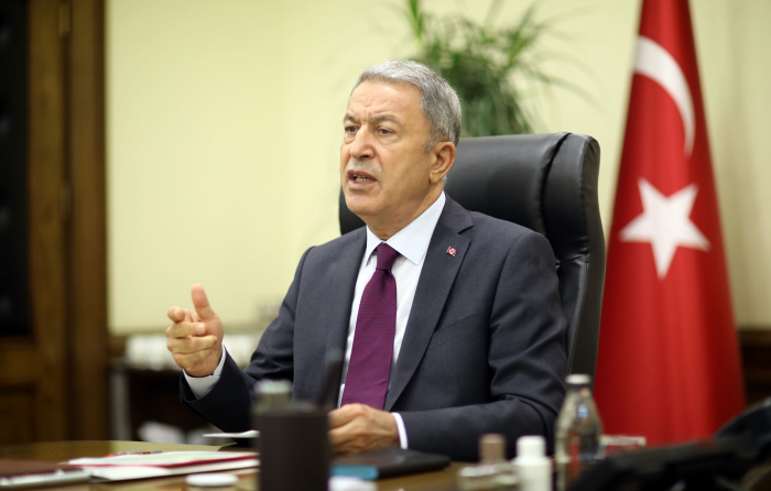 Turkish, Russian defense ministers discuss situation in Nagorno-Karabakh