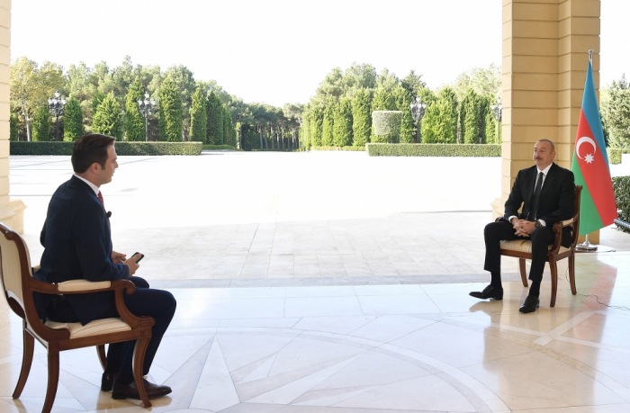 "Ilham Aliyev: ""Armenia is a state of terror""| VIDEO"