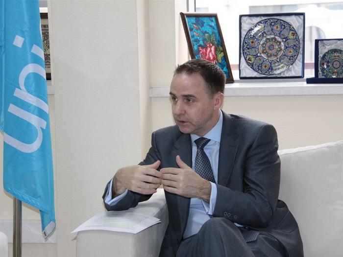"""I am deeply saddened by injury of children"" - UNICEF Representative to Azerbaijan"