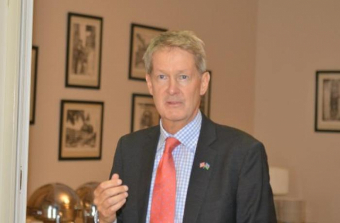 """""""I am shocked by the recent events in Ganja"""" - British ambassador to Azerbaijan"""