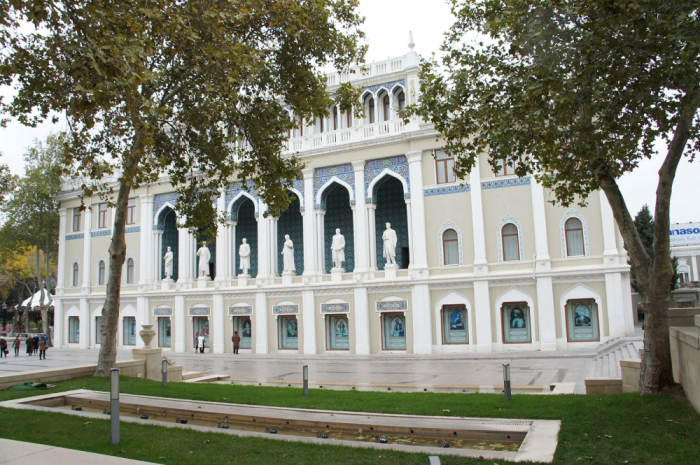 National Museum of Azerbaijani Literature appeals to world museums about Armenian aggression against Azerbaijan