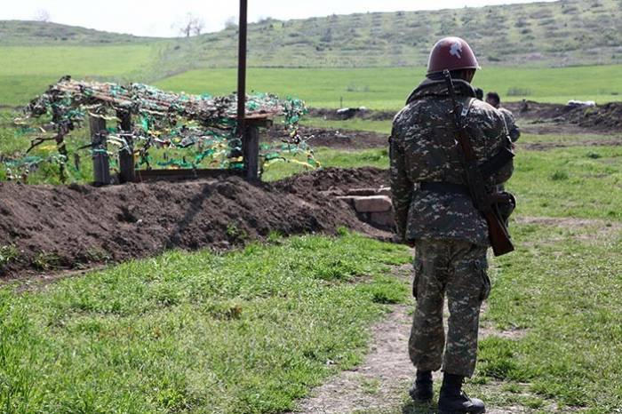 Armenian reservists to be trained for battles in Karabakh region