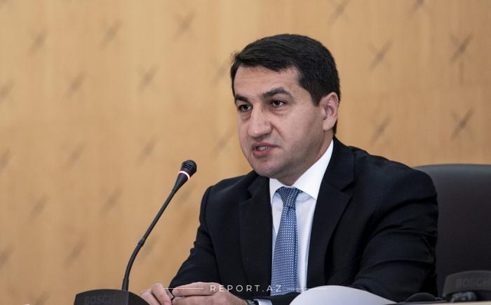 Armenia conducts missile attacks on Azerbaijan from its territories, says Azerbaijani President's Aide