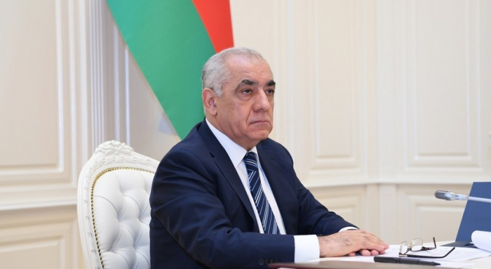 Azerbaijani PM informs Turkish VP about ongoing Armenian military provocations