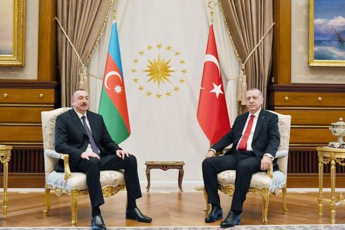 """""""Rəcəb Tayyib Ərdoğan dünya lideridir"""" -    İlham Əliyev"""