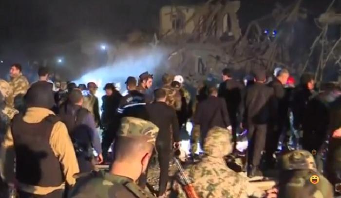 5 civils tués et 35 blessés alors que l