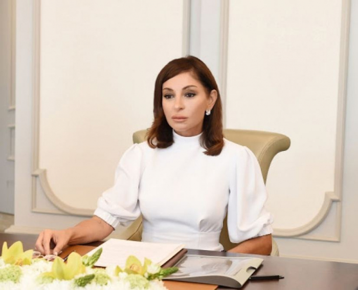 I urge the international community to condemn military crimes of Armenia - Mehriban Aliyeva