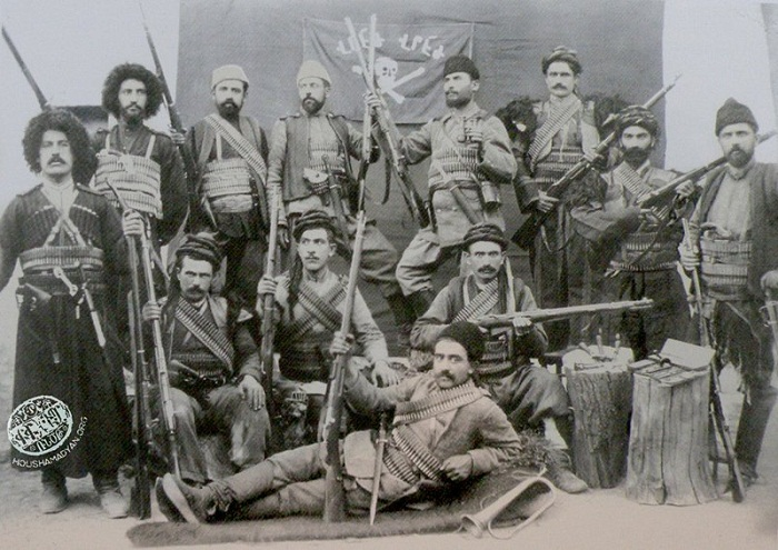 Common Features of     Armenian Terror Organizations