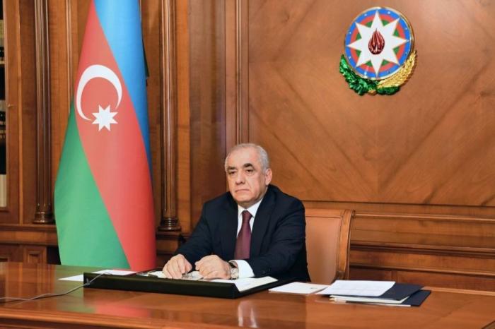 Azerbaijani PM signs order on renaming liberated Madagiz village to Sugovushan