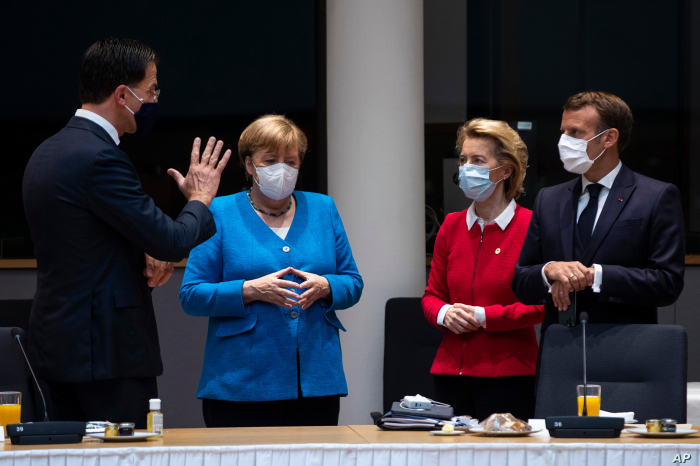 EU leaders agree to hold frequent video-conferences on COVID-19 pandemic