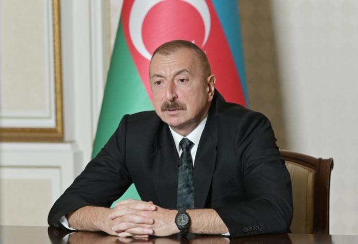 Ilham Aliyev:  «Sans Choucha, notre travail serait incomplet»