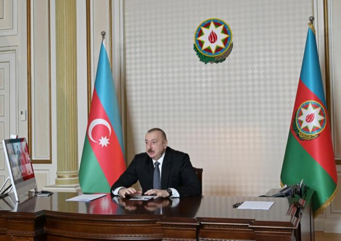 Ilham Aliyev révèle la liste des équipements militaires de l