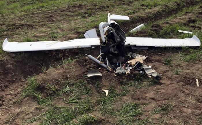 Encore un drone arménien a été abattu