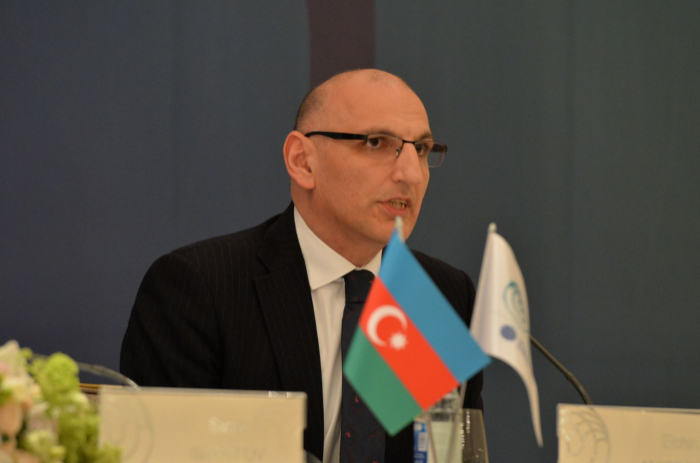 Eltchin Amirbeyov évoque les récentes attaques de missiles de l
