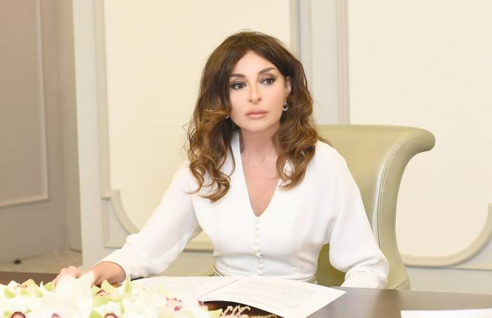 Mehriban Aliyeva: Targeted attacks against peaceful citizens are crime against humanity