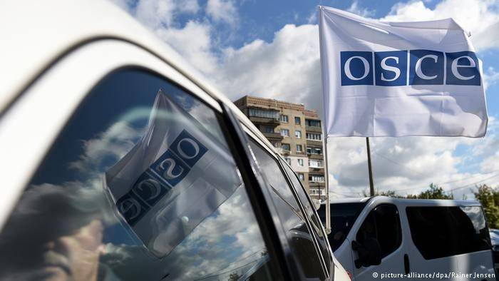 OSCE issues statement on civilian casualties