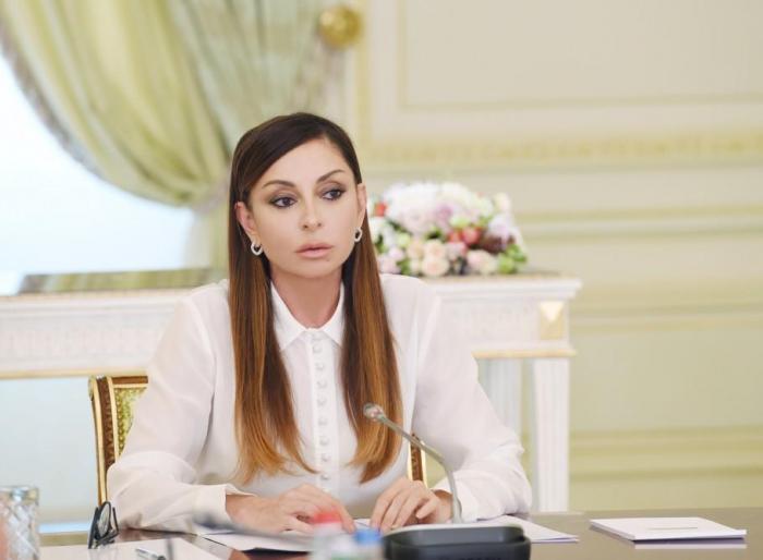 """Ganja is the heart of Azerbaijan"" -Mehriban Aliyeva"