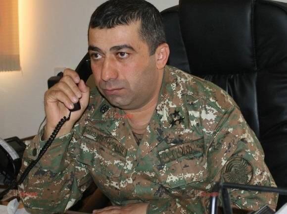 Un commandant du soi-disant «régiment Martuni»neutralisé au Karabagh