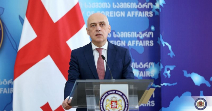 Georgian FM congratulates Azerbaijan on Independence Day