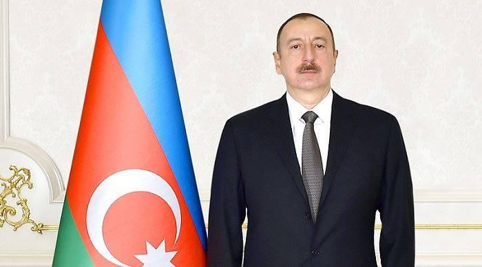 """Ilham Aliyev  : """"Las fuerzas armadas armenias violan gravemente el alto el fuego humanitario"""""""