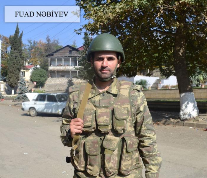 Le soldat azerbaïdjanais écrit une nouvelle histoire!
