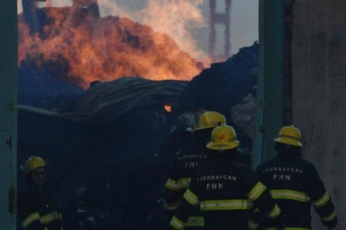Des bombardements arméniens des localités azerbaïdjanaises provoquent des incendies
