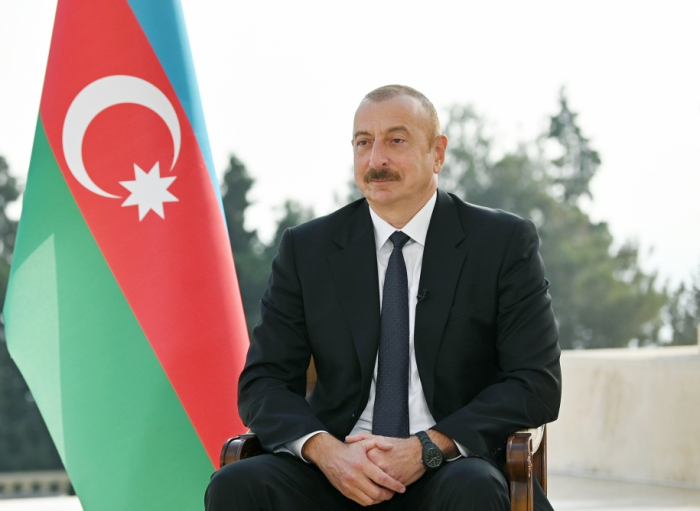 Armenia demonstrated disrespect for mediators and its own commitments -President Aliyev