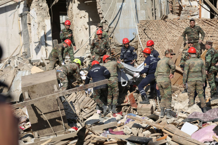Armenian terror kills more than 60 Azerbaijani civilians since September 27 -  STATISTICS