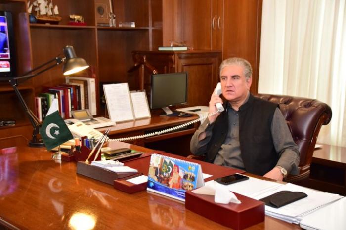 Außenminister Aserbaidschans und Pakistans erörtern das Karabach-Thema