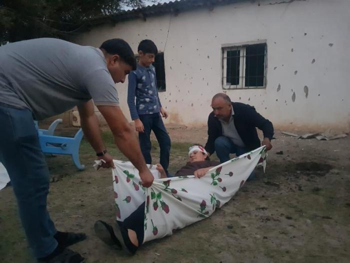 Armenian terror wounds nearly 300 Azerbaijani civilians since September 27 -   STATISTICS