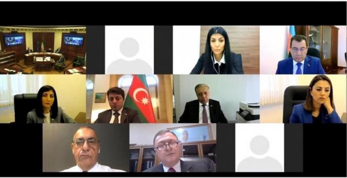 İtaliyalı deputatlar erməni təxribatları barədə məlumatlandırıldı