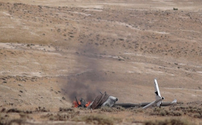 Aserbaidschan zerstört 3 weiterearmenische unbemannte Luftfahrzeuge