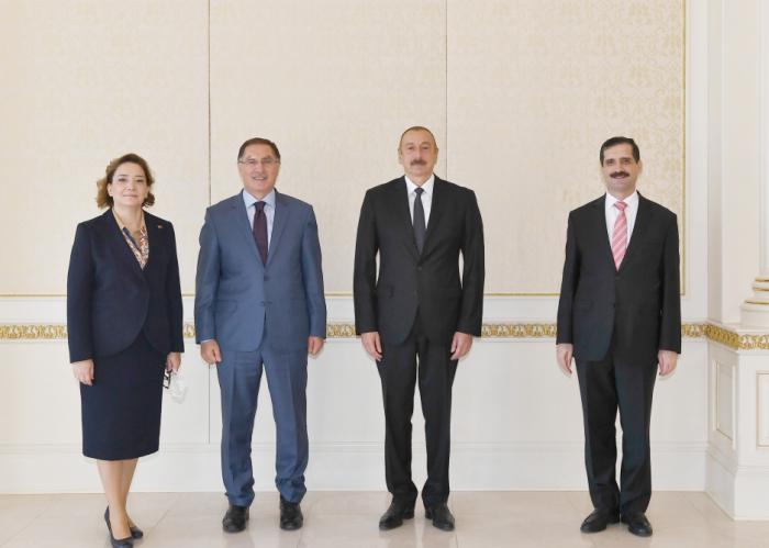 """الرئيس:""""النظام الفاشي الإجرامي لأرمينيا تهديد كبير للعالم"""""""