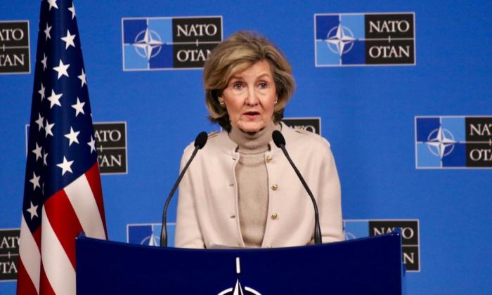 US-Botschafter bei der NATO:  Das Karabach-Problem muss innerhalb der Grenzen Aserbaidschans gelöst werden