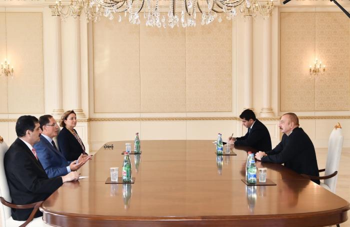 """""""Armeniens kriminelles faschistisches Regime ist eine große Bedrohung für die Welt""""-  Ilham Aliyev"""