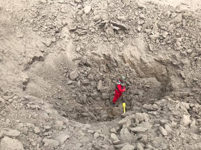 Armenischer Raketenangriff verwundet erneut Zivilisten und zerstört Wohnsiedlungen