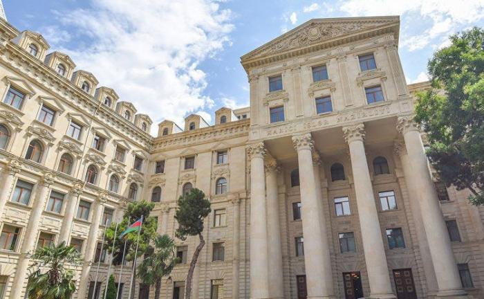 Außenministerium kommentiert den jüngsten Raketenangriff Armeniens auf Wohngebiete