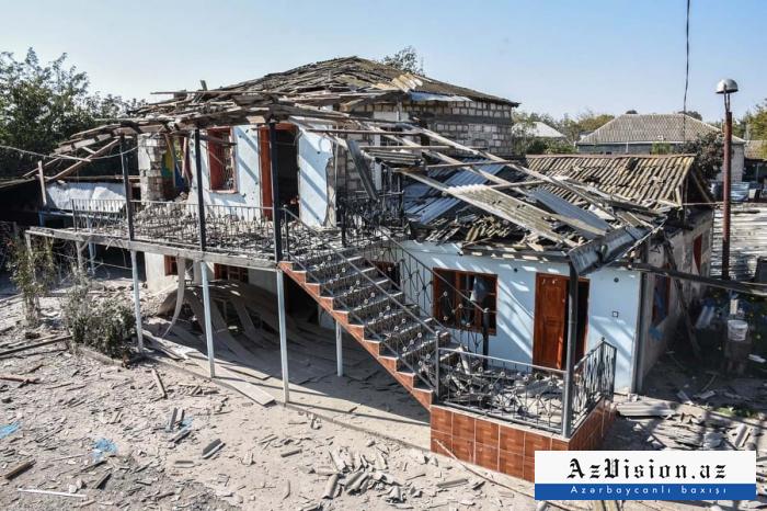 Armenian terror  kills 18 Azerbaijani women, 8 children