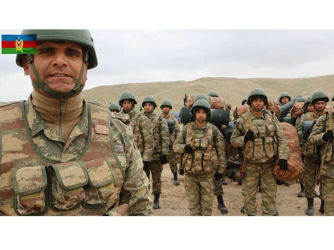 Moral des aserbaidschanischen Armeepersonals auf hohem Niveau -  VIDEO