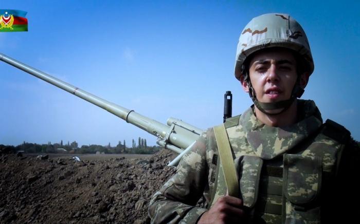 """""""Lucharé hasta la última gota de mi sangre"""" -  El soldado judío de Azerbaiyán (VIDEO)"""
