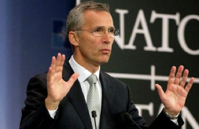 """El Secretario General  :""""La OTAN no es parte del conflicto, Turquía es un aliado importante"""""""