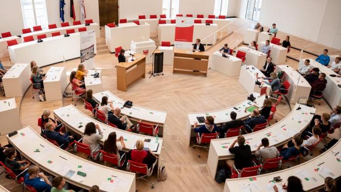 Brandenburger Verfassungsgericht entscheidet über Paritätsgesetz