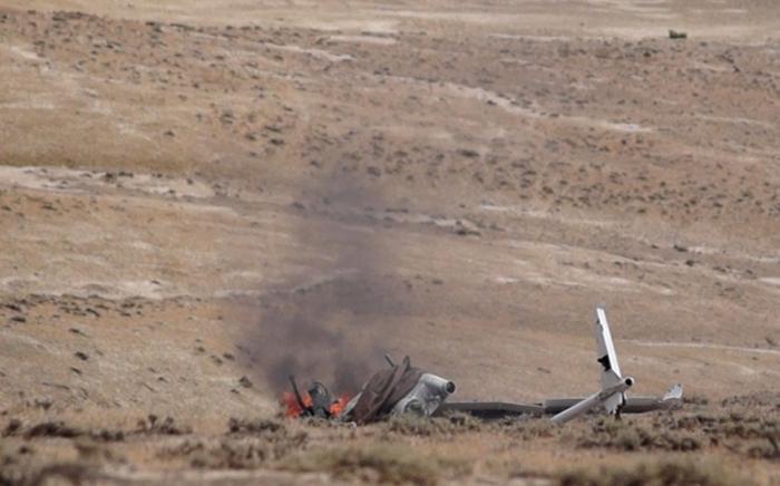 Aserbaidschan schießt 4 weitere armenische unbemannte Luftfahrzeuge ab