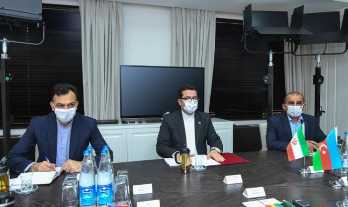 """""""Der Iran unterstützt Aserbaidschans gerechte Position voll und ganz""""  - Botschafter"""