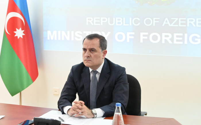 FM Bayramov says there is no future for second Armenia within internationally designated borders of Azerbaijan